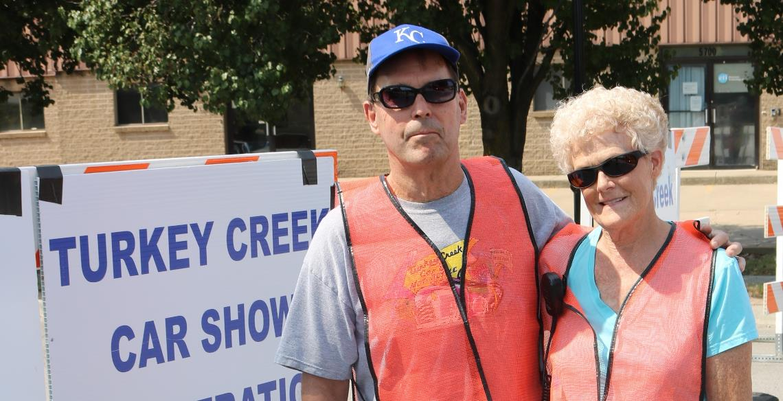 Turkey Creek Car Show Volunteers