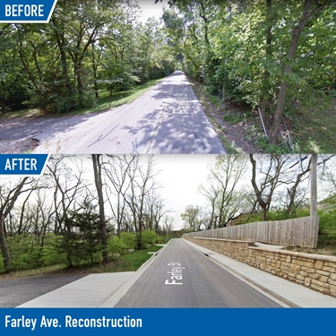 Farley Ave. Reconstruction
