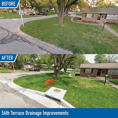 54th Terrace Drainage Improvements