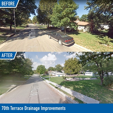 70th Terrace Drainage Improvements